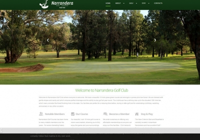 Narrandera Golf Club