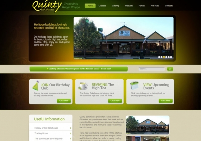 The Quinty Bakehouse
