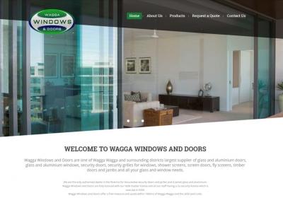 Wagga Windows